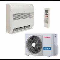 Напольно-потолочный кондиционер Toshiba RAS-B18J2FVG-E/RAS-18J2AVSG-E