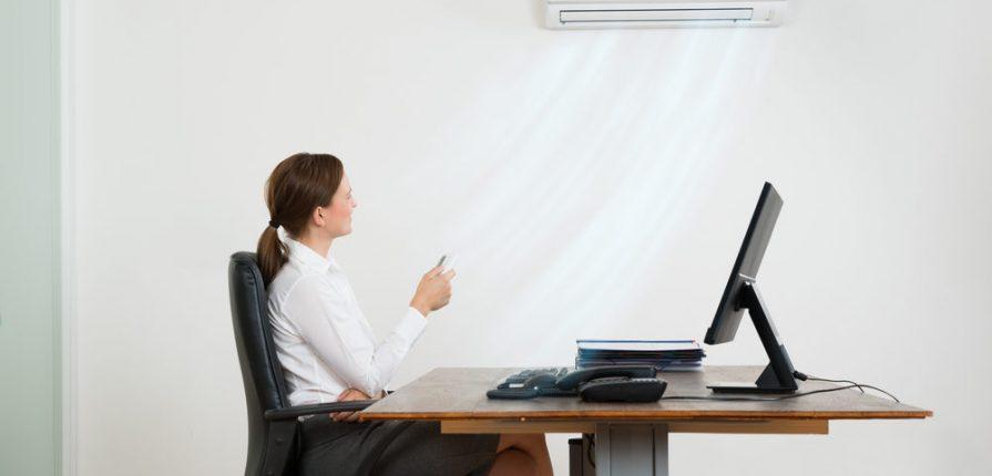 5 причин, по которым вам нужен кондиционер на рабочем месте